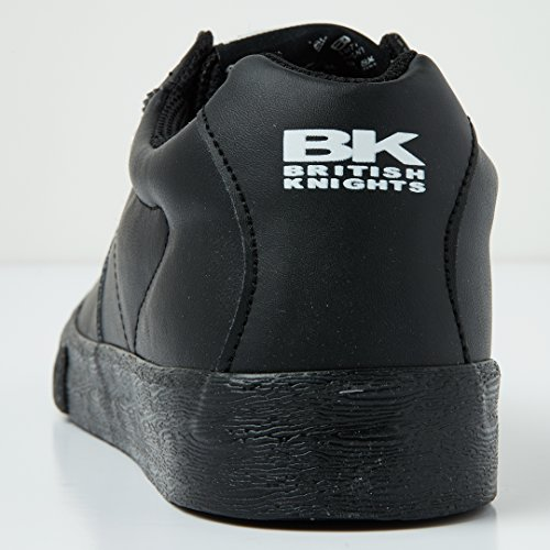 British Knights Solar Men Baskets Basses Noir / Blanc