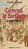 Conrad le Sicilien: Macho Corrao par Adment