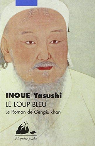 Le Loup bleu par Yasushi Inoué
