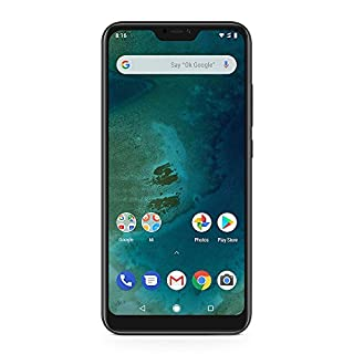 Xiaomi Mi A2 Lite - Smartphone Dual Sim, 4 GB RAM, 64 GB, negro [Versión importada] (B07FP3T6Z4) | Amazon price tracker / tracking, Amazon price history charts, Amazon price watches, Amazon price drop alerts