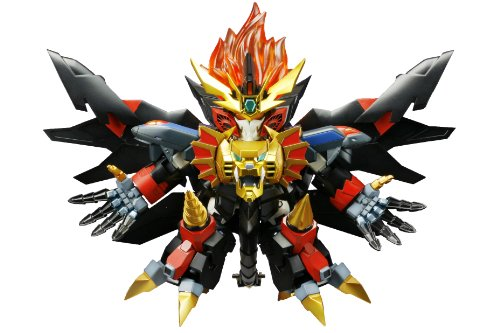 Kotobukiya Brave King GaoGaiGar: final-genesic Gaogaigar D-Style Plastic Model Kit
