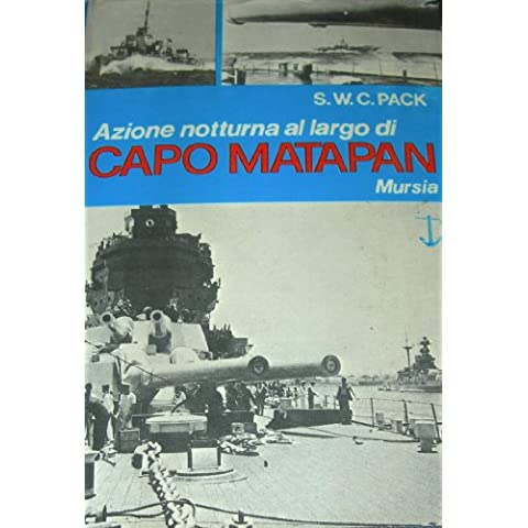 Azione notturna al largo di Capo Matapan.