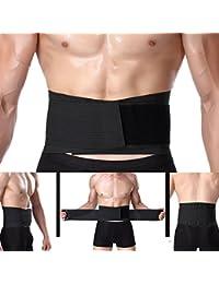 226ed2c477 SELVA FRONT Adjustable Slimming Belt Yoga Wrap Tummy Trimmer Tummy Tucker Women  Shapewear Waist Back Support