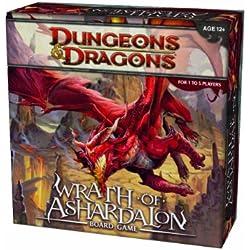 D&D TABLERO: WRATH OF ASHARDALON juego en ingl