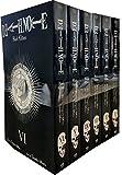 Death Note Black Edition Volume 1-6 Collection 6 Books Set Manga Tsugumi Ohba