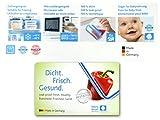 Frischhaltebox 4er Set Emsa Clip & Close 3D P...Vergleich
