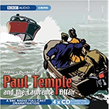 Paul Temple And The Lawrence Affair (BBC Radio Collection)