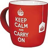 Nostalgic-Art 43009 United Kingdom Keep Calm and Carry On, Tasse
