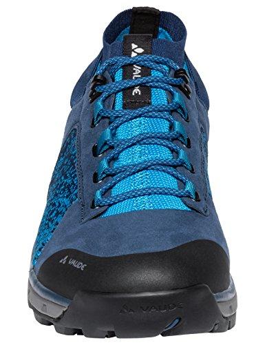 VAUDE Men's HKG Citus, Chaussures de Randonnée Basses Homme Bleu (Fjord Blue)
