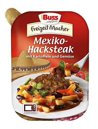 Preisvergleich Produktbild Buss Mexiko-Hacksteak mit Kartoffeln und Gemüse
