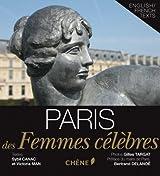Paris des femmes célèbres