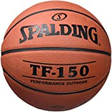 Best Basketball Balls - Spalding TF 150 Basketball - Orange, Size 7 Review