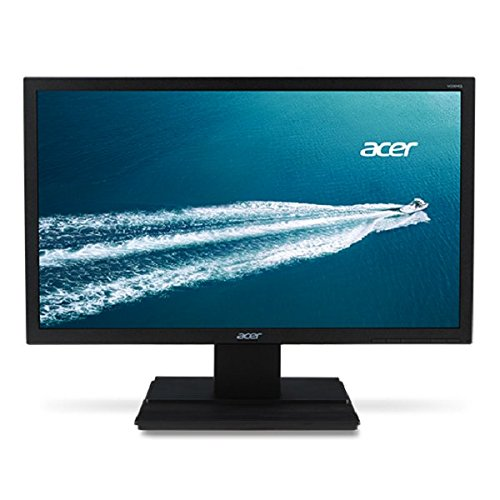 Acer Essential V226HQL 21.5-Inch Full HD Monitor - Black (1920 x 1080 pixels, LCD, Full HD, 1920 x 1080, 16.78)
