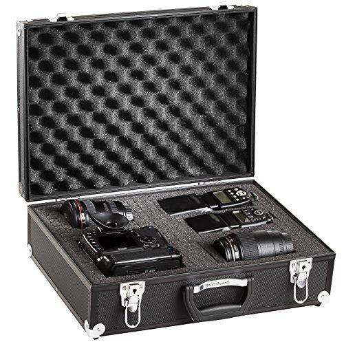 Solidguard by Brubaker Pro Camera Aluminium SLR Hard