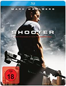 Shooter (limited Steelbook Edition) [Blu-ray]