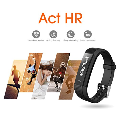 Riversong Act HR Smart Band (Black)