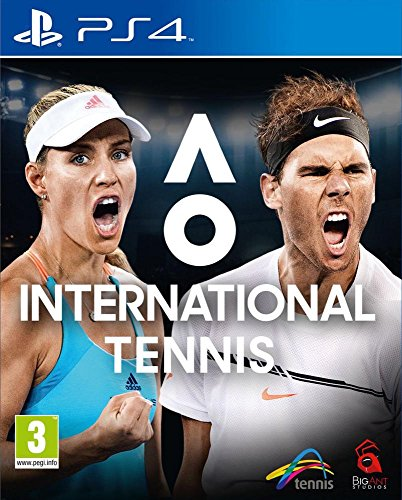 Big Ant Studios - AO International Tennis /PS4 (1 Games)