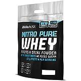Biotech USA 10004020410 Nitro Pure Whey Protéine Saveur Crème de Noisette