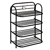 #9: Archana NHR Iron Folding Shoe Rack (4 Shelf)