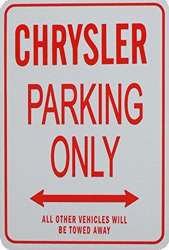 chrysler-parkplatz-nur-zeichen
