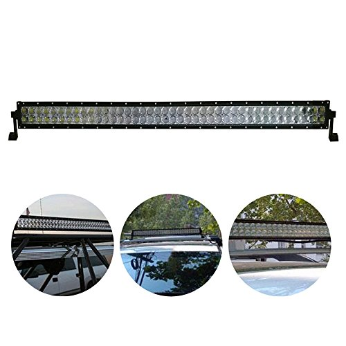 MCTECH 240W LED Arbeitsscheinwerfer 4D Offroad Flutlicht Light bar Scheinwerfer