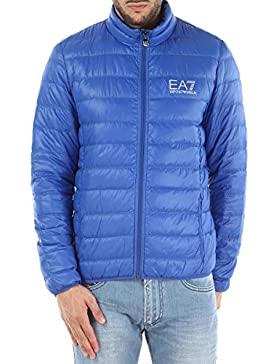 Ea7 Train Core Id Down Light Jacket XXL ROYAL BLUE