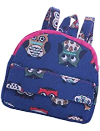 Preisvergleich für MagiDeal Puppen Schultasche Rucksack Zubehör Für 18 Zoll Amerikanischen Mädchen Puppe