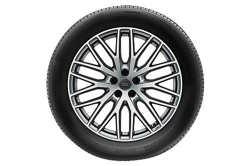 Audi WKR 10-Y-Speichen-Design 9x20 ET33 Alu-Komplettrad Gar. 285/45 R20 - 4M0073508Z8S
