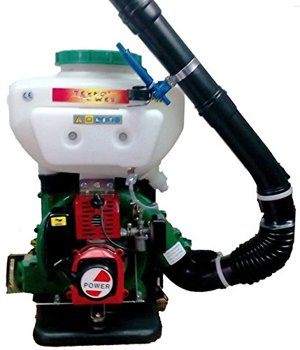 LGVSHOPPING Atomizzatore a Scoppio Pompa Zaino a Spalla 45cc Tripla Funzione 14LT Irroratore Liquidi Polveri Soffiatore
