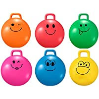 Junior Space Hopper 38cm 15 inch (available in Red, Yellow, Blue, Green, Pink and Orange)