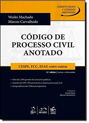 cdigo-de-processo-civil-anotado-cesp-fcc-esaf-entre-outras-srie-constituiao-e-cdigos-anotados-em-por