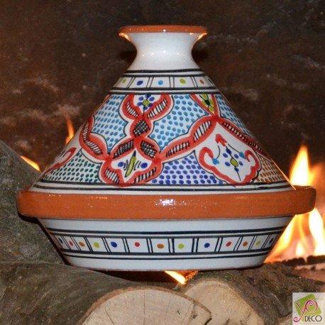 Yodeco Tajín marroquí Rojo–D 23cm