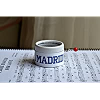 Caja de música ¡¡¡HALA MADRID!!! El regalo perfecto para los seguidores del Real Madrid. Suena su himno.