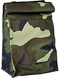 Home Essentials Lunch Tote Bag Camoflage Roll