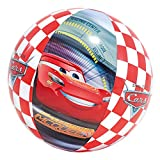 Intex 07778 Cars Ballon Rouge Diamètre 61 cm