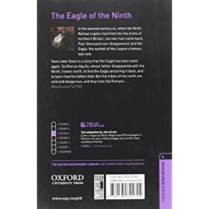 Oxford Bookworms Library: Oxford Bookworms. Stage 4: The Eagle of The Ninth Edit