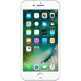 Apple iPhone 7 plus Smartphone (14 cm (5,5 Zoll), 32GB interner Speicher, iOS 10) silber
