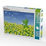 Ein Motiv aus dem Kalender Der kleine Drache 1000 Teile Puzzle quer (CALVENDO Spass)