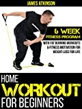 Image de Home Workout For Beginners: 6 week Fitness program with fat burning workouts & f