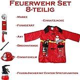 Feuerwehr Einsatzjacke Ausrüstung 8-teilig Kl...Vergleich