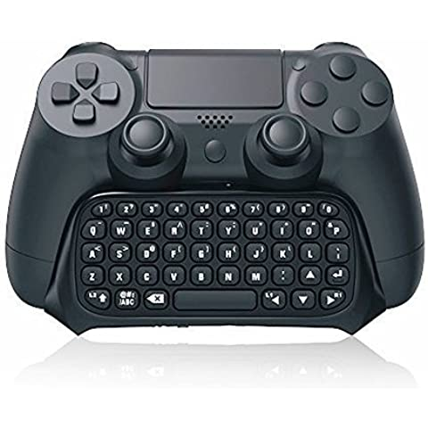 MP power @ Teclado inalámbrico Chatpad para Sony Playstation 4 PS4 PS 4 ps 4