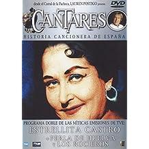 CANTARES - Estrellita Castro + Perla de Huelva y los Rocieros