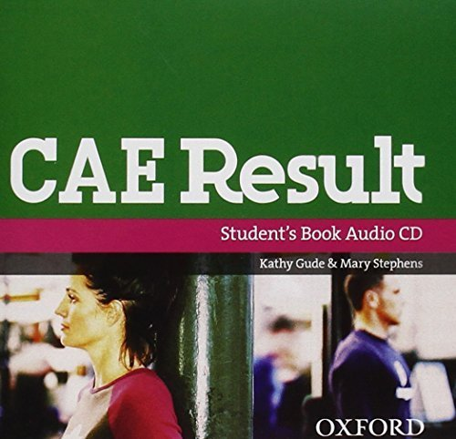CAE Result, New Edition: Class Audio CDs (2) by Paul A. Davies (2008-09-15)
