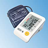 BLOOD PRESSURE MONITOR FOR UPPER ARM AUTOMATIC INFLATION WHO INDICATOR by Healthcare World