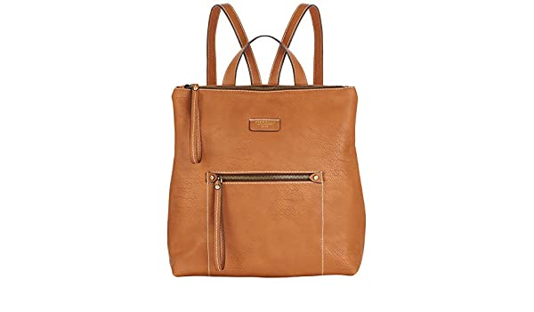 Fiorelli Womens Lexi Backpack Handbag FH8068 Tan  Amazon.co.uk  Shoes   Bags