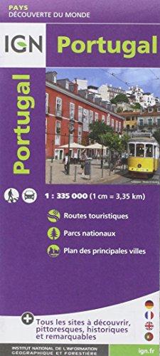 86126 Portugal 1/335.000 par Collectif