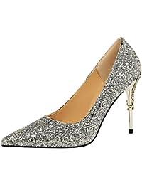 Amazon.fr   Escarpins - Chaussures femme   Chaussures et Sacs 79c1eaa3f39d