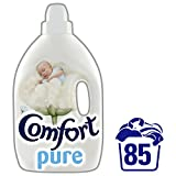 Comfort Pure Concentrate Fabric Conditioner, 85 Washes, 3 Ls