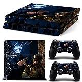 46 North Design pieno sticker della pelle skin Zombie Horror per le console PS4 x 1 e controller x 2 [Istruzione in elenchi di immagini]