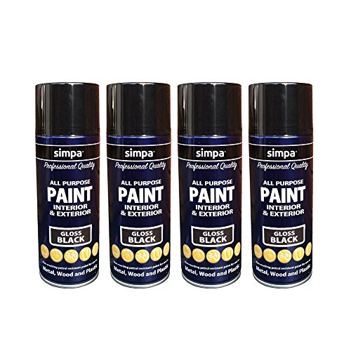 simpaar-all-purpose-interior-exterior-spray-paint-black-gloss-400ml-x4